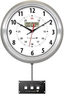 """13"""" Analogue LCD Countdown Timer with Controller"""