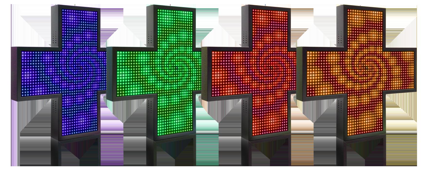 Mono Pharmacy Crosses Available Colours