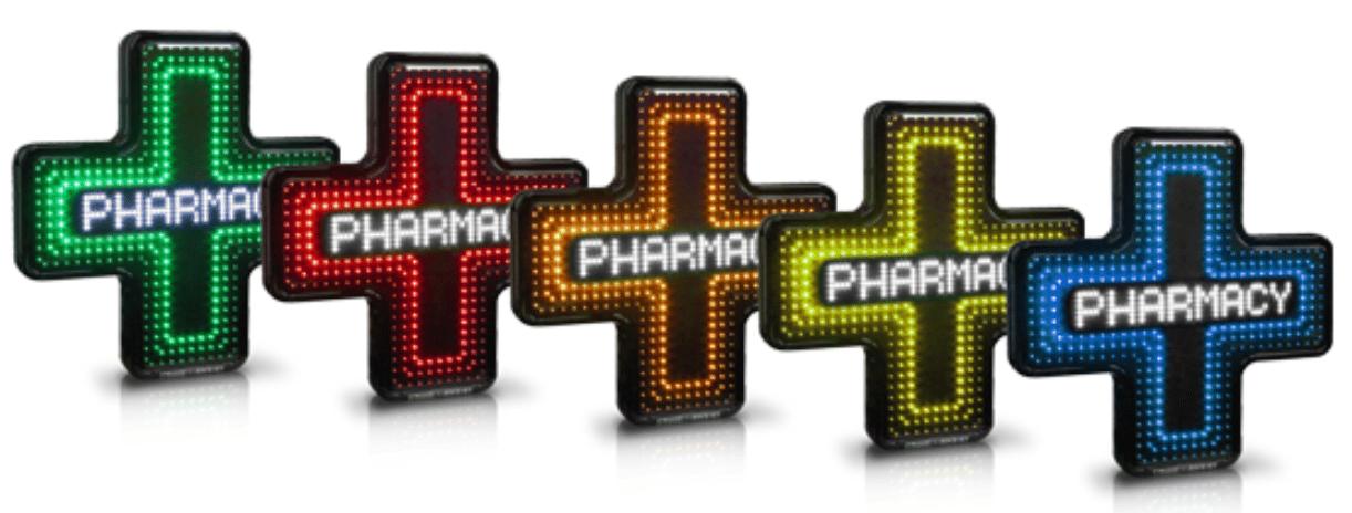 Pharmacy Crosses