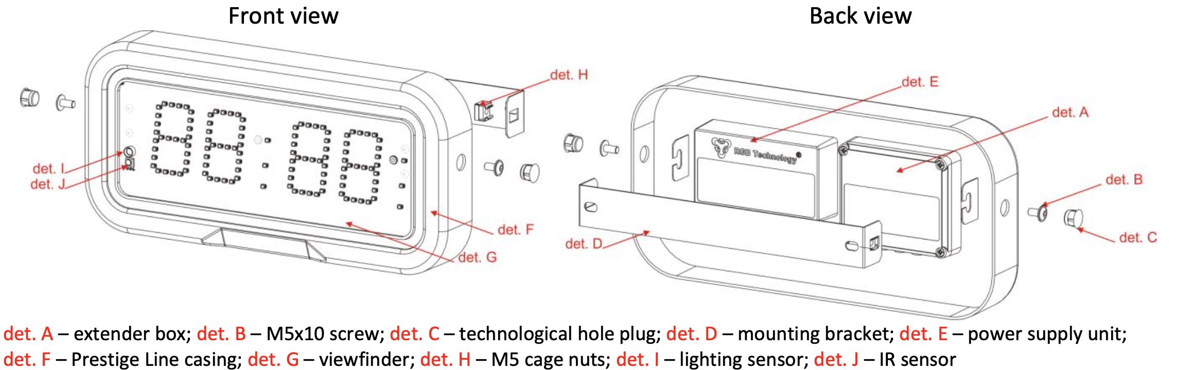 Layout schematic